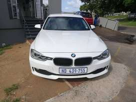 2015 BMW 316I F30 ONE OWNER FSH