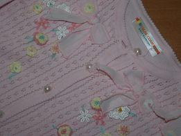 кардиган для девочки красивая кофта в школу