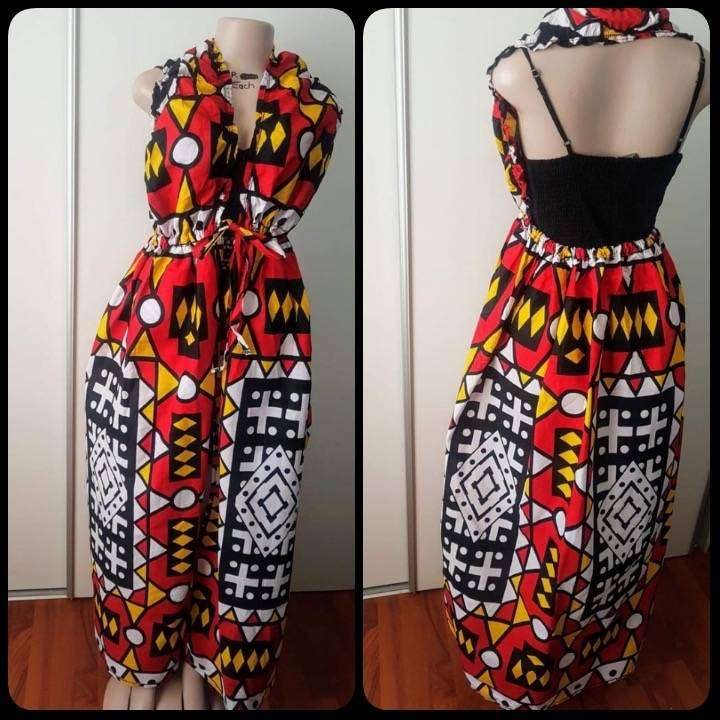 African Print Clothing 0