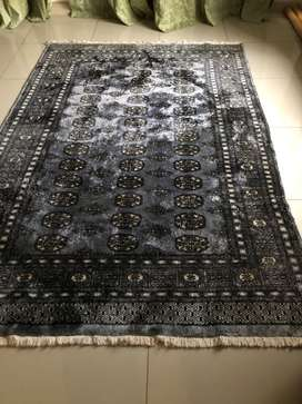 Persian carpets and runner. They are 10 years old