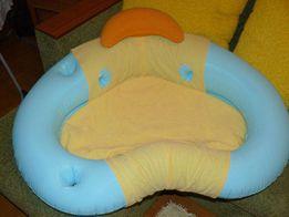 Надувное кресло-манежик от развивающего центра Cotoons Smoby