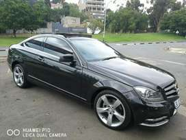 2014 Mercedise benze C250 leather seat Sunroof