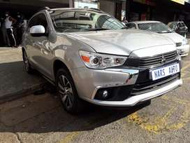 2017 MITSUBISHI ASX EXECUTIVE