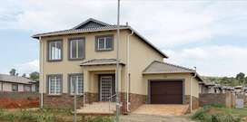 Double storey for sale in Amandasig for only R10 000 a month .