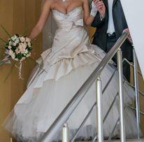 ДЕШЕВО сдам в аренду дизайнерское свадебное платье