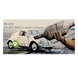 Catalytic Converters wanted