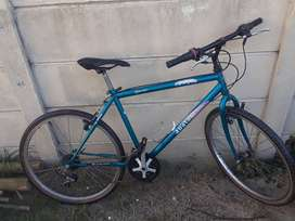 Avalanche bicycle