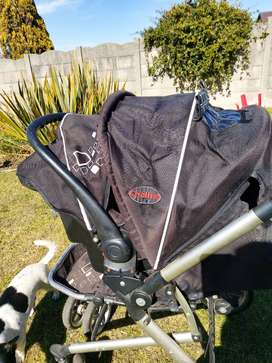 Second hand Chelino travel system for sale