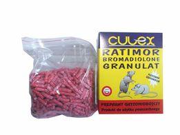 Ratimor granulat BROMADIOLON 200g Trutka na myszy szczury