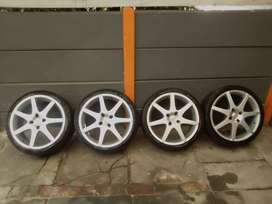 Mags tyres