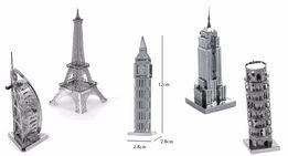 Башни 3D металлический конструктор головоломка для детей Приднепровск