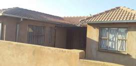 A spacious house for sale in PP3  Soshanguve