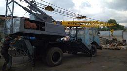 Продам автокран КС 3562 на базе МАЗ 500
