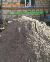 песок, щебень и отсев