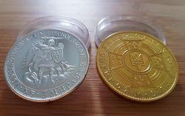 Монета Памяти Небесной Сотни