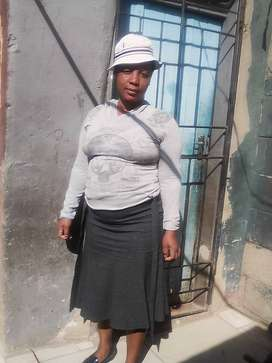Lesotho maid,nanny,cook with 8 yrs exp needs live in work ASAP