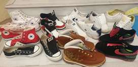Ladies size 5 sneakers for sale