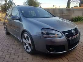 Vw golf 5 gti 1 owner from new