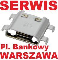 SERWIS GSM Wymiana gniazda zasilania Micro USB TELEFONY, TABLETY