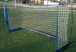 Piłka nożna zestaw treningowy Soccerwave + bramki składane Yakimasport