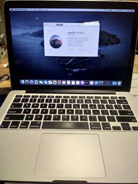 Pre Owned MacBook Pro 13 Inches, 2014, Core i5, 128GB SSD, 8GB Ram