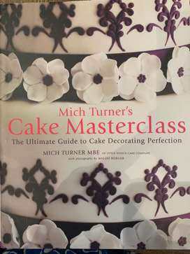 Cake Decorating Books by Mich Turner