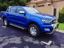 Ford Ranger 2.2D XLT 2017 for sale very good condition