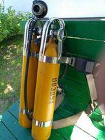 Акваланг, дыхательный аппарат АСВ-2