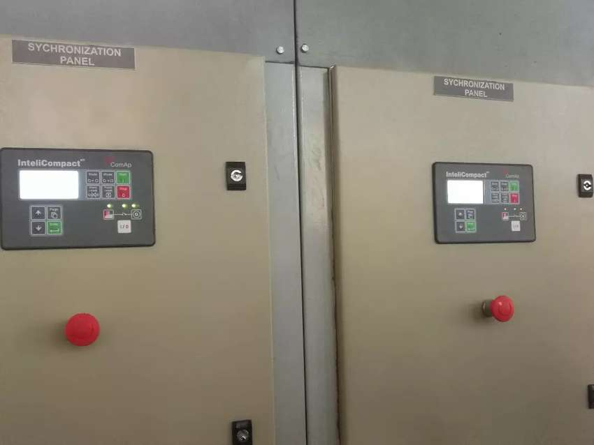 Automatic Changeover Panels 0