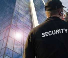 Security guards wanted urgently