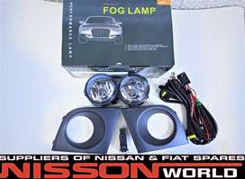 TIDA FOG LAMP SET COMPLETE NOW IN STOCK !!!