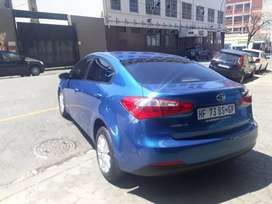 Kia cerato 1.6 R 120000 negotiable