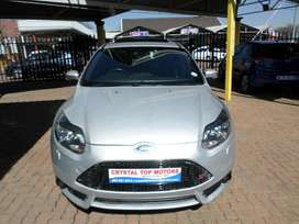 2015 Ford Focus ST 2.0