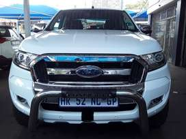 Ford Ranger 3.2 6 speed auto