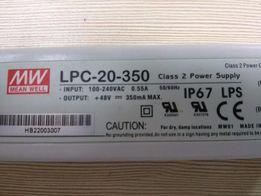Блок питания Mean Well LPC-20-350