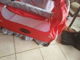 Carry cot