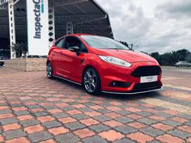 2015 Ford Fiesta ST 1.6 Ecoboost GDTi