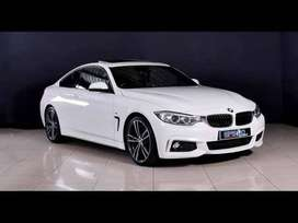 2016 BMW 4 SERIES 420I COUPE M SPORT A/T