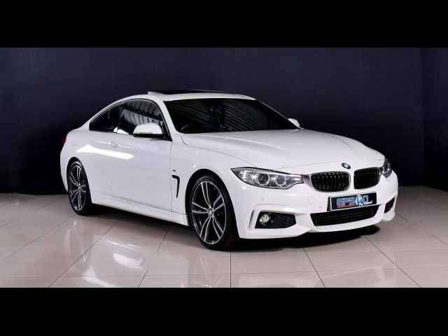 2016 BMW 4 SERIES 420I COUPE M SPORT A/T 0