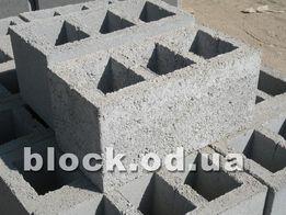 Керамзитоблок, и шлакоблок - камень стеновой 190х190х390