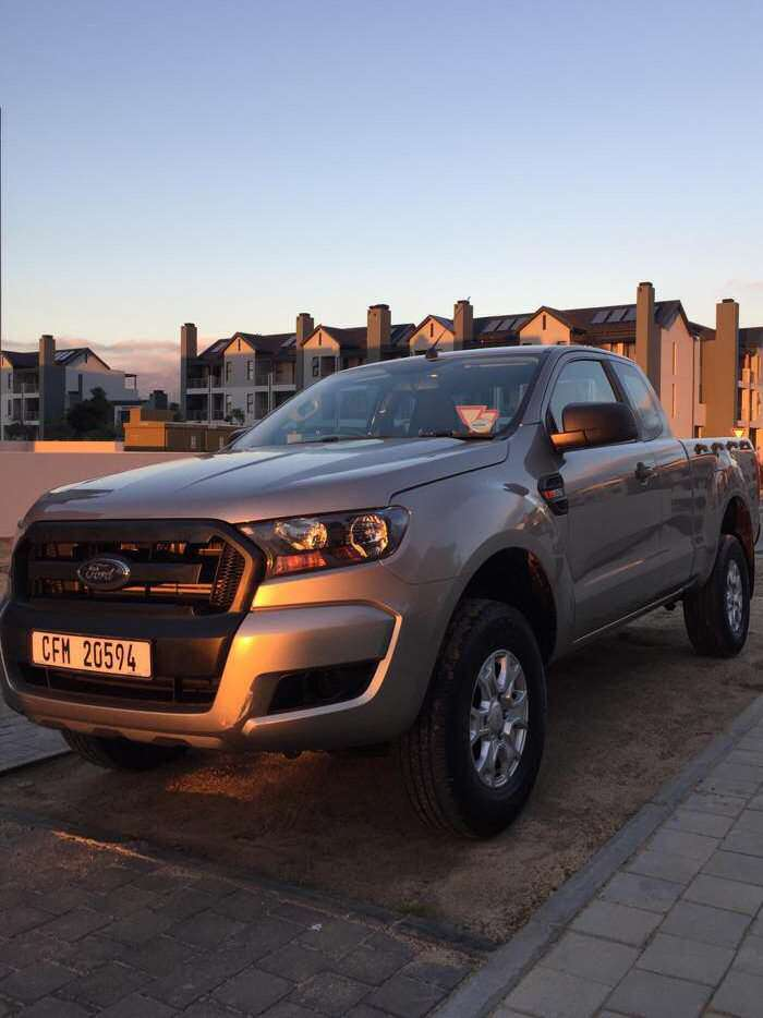 2017 Ford Ranger XL 2.2 Auto, Excellent Condition 0