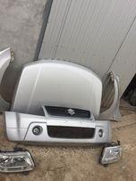 Бампер на Suzuki Grand Vitara 2000-2013.Запчасти Сузуки Витар