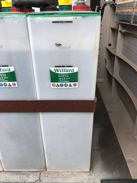 Willard RT 25 SOLAR BATTERY WANTED