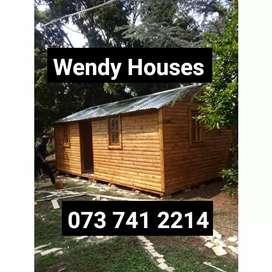 New Wendy Houses Project