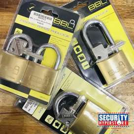Need a lock? We've got them all! Check out our range .