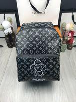 Рюкзак мужской портфель ранец сумка Луи Виттон LV Louis Vuitton c086