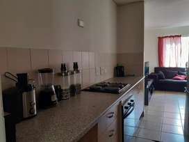 A spacious flat available for rental