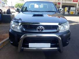 2010 Toyota Hilux 3.0 D4D High Raider Single Cab