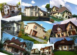 Архитектор, проект дома, коттеджа, таунхаус, проектирование