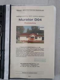 Projekt domku jednorodzinnego Murator DO4
